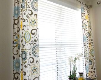 Waverly Curtains Etsy