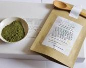 Matcha Organic Tea 20g pack