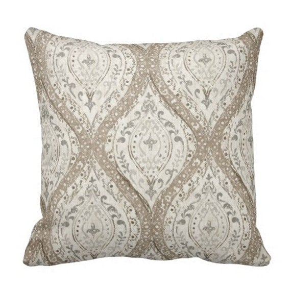 Grey Sofa Pillows: Neutral Pillows Grey Beige Pillows Pillow Covers Couch