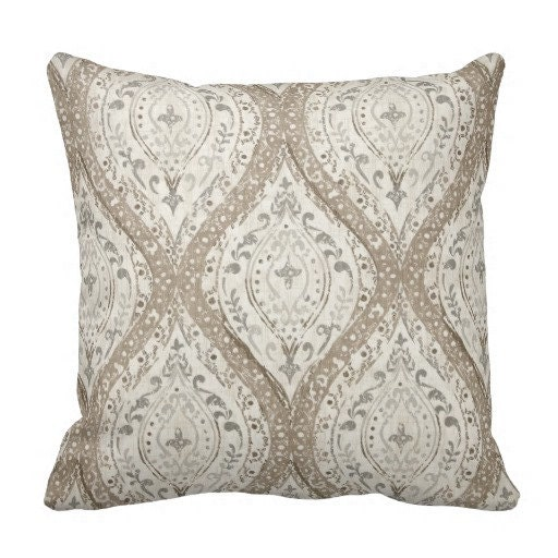 Gray Couch Pillows