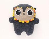 Bambak Lorka, best friend, geek toy, girlfriend gift, cute creature, kawaii plushie, personalized kids, woodland creature, whimsey toy