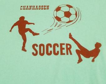 Vintage 80s Chanhassen Soccer T-Shirt