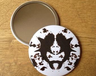 Rorshark Hand Mirror