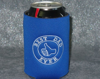 Can Cooler, Best Dad, Can Cozy