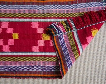small area rug wool woven ethnic handmade