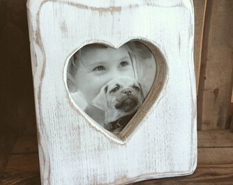 "Picture frame ""Heart"""