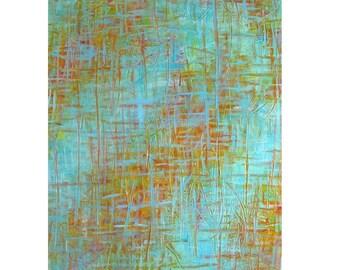 Rust - Giclee Print on canvas