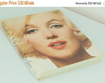 ON SALE Marilyn A Biography by Norman Mailer Hardback Book