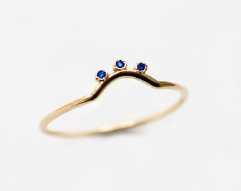 Frida Arc Ring