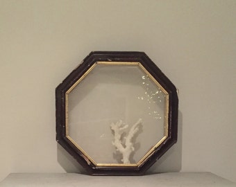 Antique Shadow Box Frame