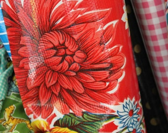 Unique Oilcloth Tablecloth Related Items Etsy