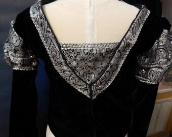 Men's Black Swan Jacket, Men's Ballet Jacket
