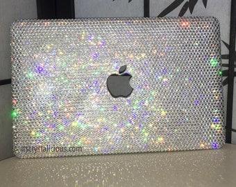 "Bling Swarovski Crystal top 11"" MacBook Air cover"