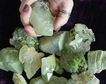 Natural Green Quartz
