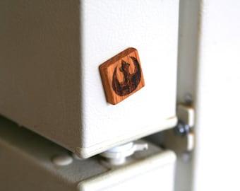Star Wars Rebel Alliance Symbol Refrigerator Magnet