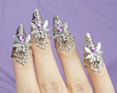Fairy Claws - nail tips - set of 5