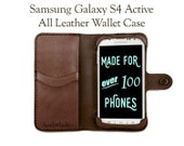 Galaxy S4 Active Leather ...