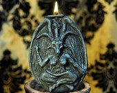 Baphomet Candle Scented or Unscented