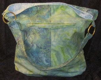 Batik Bonnie Bucket Bag