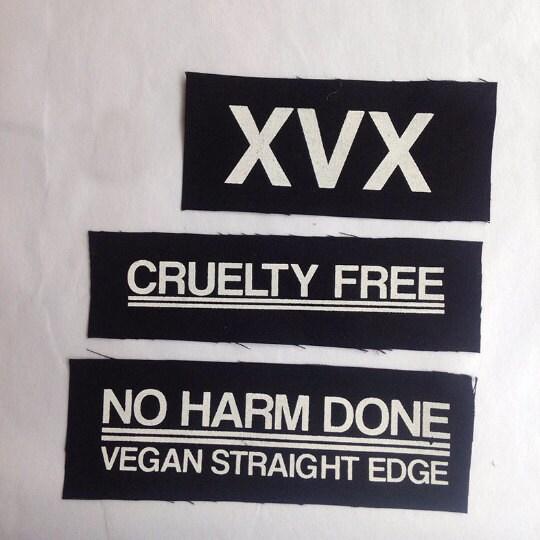Vegan Straight Edge XVX vegan straight edg...