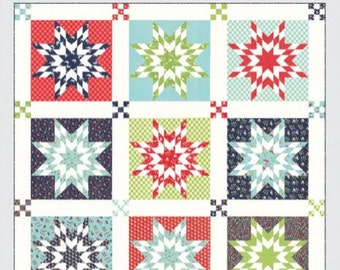 Thimble Blossoms by Camille Roskelley - Nantucket Quilt Pattern