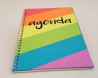 The Gay Agenda - Lined Journal