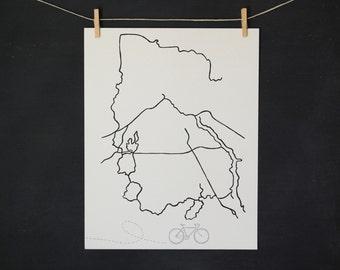 Bike Grand Rounds + MPLS