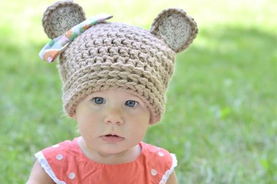 Girls Halloween Costume Baby Halloween Costume Baby Hat Bear Hat
