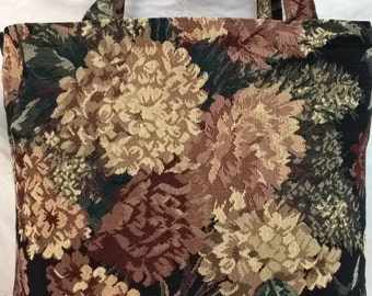 Aldi Grocery Bags~Earth Friendly~Green~Enviromentaly Friendly~Recycled~Market Bag~Shopping Tote~Grocery Bag~Tapestry~Tosca~Midnight