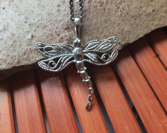 Dragon Fly Necklace, let's fly away!