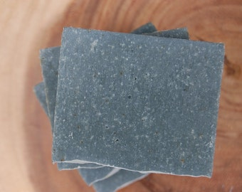 Charcoal + Himalayan Salt Acne Facial Soap