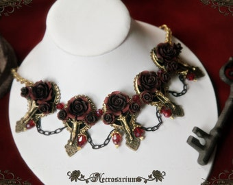 Vampire's Requiem Collar