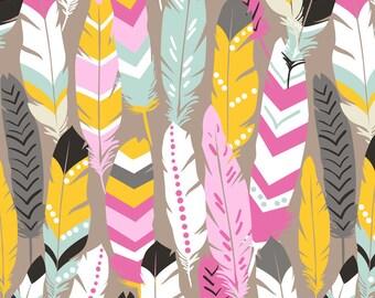Luckie by Maude Asbury - (101.115.04.2) Fringe Pink - 1 Yard