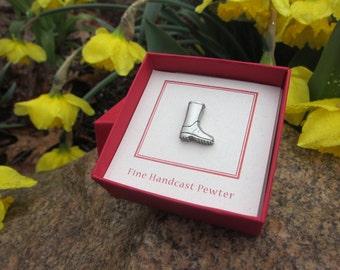 Garden Boot Lapel Pin - CC191