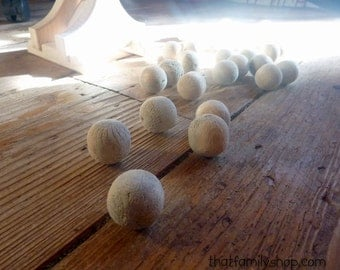 EXTRA AMMO for 'CastlePults' Catapult Game 6 Balls