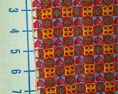 1 Fat quarter Sunshine Bears by Nanette Hilton / Erlanger Group Pattern #2338