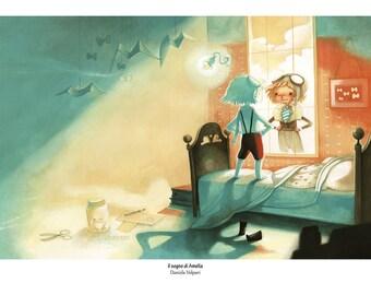 Print- Amelia's Dream