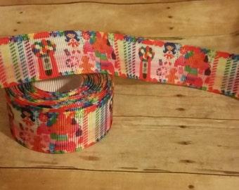 Bubblegum candy shoppe ribbon