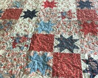 Sale Quilt Lap Handmade