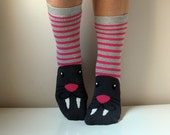 Seal Boot Socks Christmas Socks Leg Warmer Unisex Socks Men Women Socks Casual Socks Cotton Socks Ankle Socks Cute Ankle Socks Fun Socks
