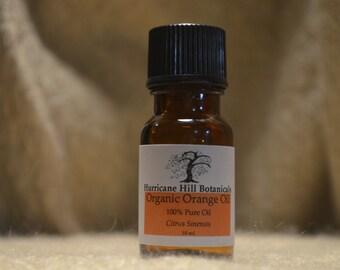 Organic Orange Essentail Oil