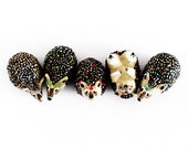 Choose Your Hedgehog  / Totem. Figurine. Miniature / Woodland / You Pick