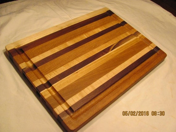 Turkey carving board large wood by