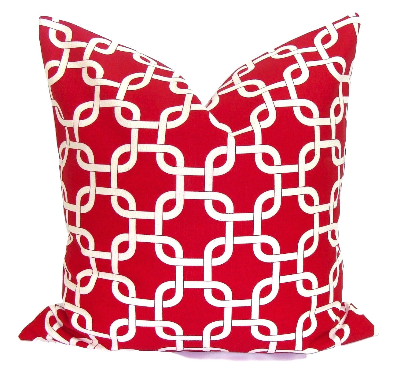 Red Pillow Covers Pillow Cover Decorative Pillow Red