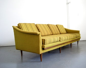Mid Century Sofa - 1960s Modern