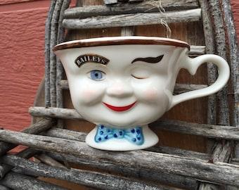 Vintage Bailleys Winker Tea Cup