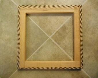 12 inch Square loom