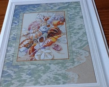 P - MOMENT OF TRANQUILITY - Cross Stitch Pattern Only