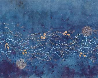 Limited Edition Fine Art Print 'Glint' on cotton rag paper