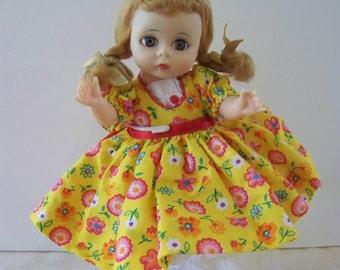 Little Miss Sunshine madame alexander 8 in doll